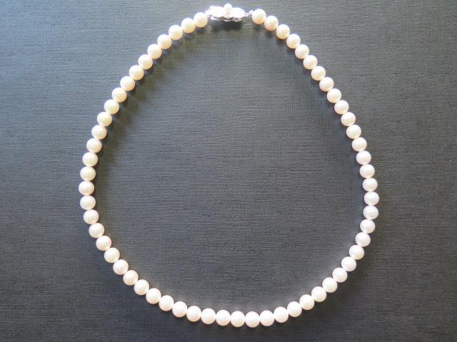 ミキモト 真珠 ネックレス