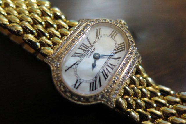 タバー/Tabbar チャールストン/CHARLESTON 18KRG ダイヤモンド69石 定価182万円 中古