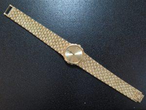 ピアジェ K18 金無垢 レディース 時計