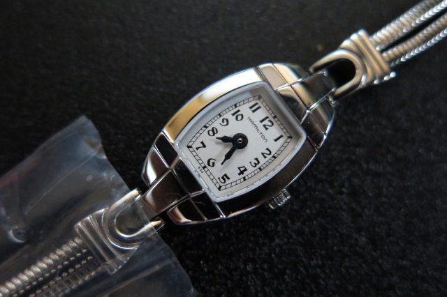 ハミルトン レディ・ハミルトン レプリカライン H31 111 183 未使用 /8438
